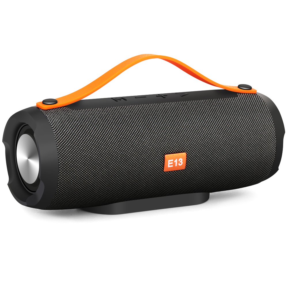 Portable Bluetooth Speaker Wireless Stereo Sound Boombox with Microphone Support TF Card Play Music FM Radio