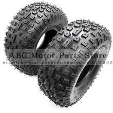 2 шт./лот 6-дюймовых шин для ATV 145/70-6, четырехколесные автомобили, подходят для 50cc 70cc 110cc маленьких ATV передних или задних колес