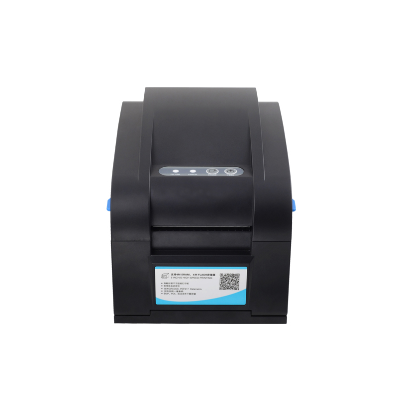 New Product 80mm Thermal Printer With High print speed direct thermal  Lable Printer For Restaurant xp h500b direct thermal