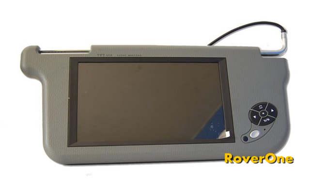 placeholder 2 Pcs X 9   Inch Automotivo Auto Bus Car Sun Visor TFT LCD  Monitor a8aba81852f