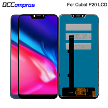 For Cubot P20 LCD Display Touch Screen Digitizer Replacement Phone Parts For Cubot P20 Display Screen LCD Display Free Tools цена