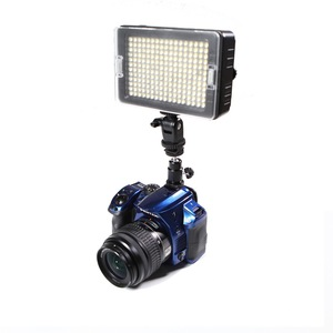 """Image 2 - Meking 1/4"""" Screw Hot Shoe Mount With Mini Ball Head for DSLR Camera Video LED Light Magic Arm Cellphone Holder Stand For Camera"""
