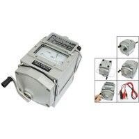 LIXF Insulation Megohm Tester Resistance Meter Megohmmeter ZC25 4
