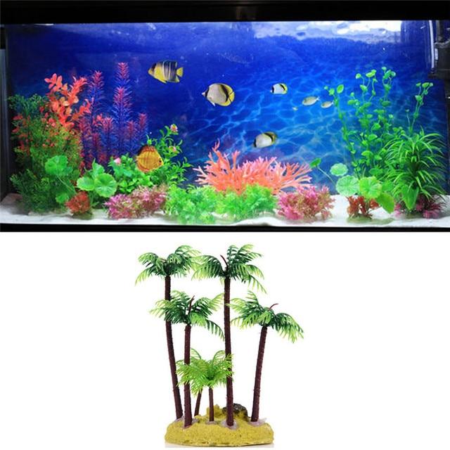 Accesorios de acuario tanque de decoraci n del acuario - Decoracion de peceras ...