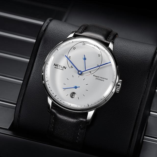 NESUN Brand Watch Men Automatic Mechanical 2
