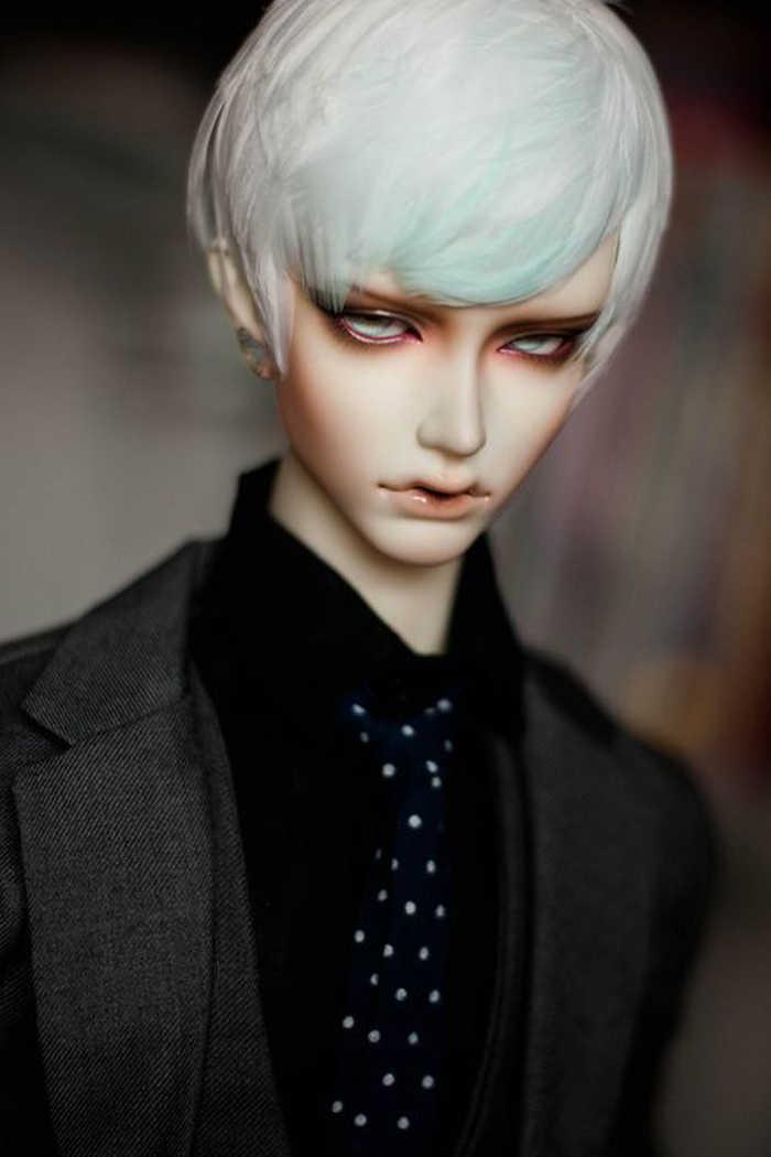 HeHeBJD 1/3 мужской диа красивый очаровательные свободные глаза MD65 тело с широкими открытыми глазами