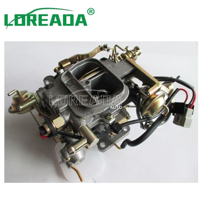 LOREADA Carburetor engine car CARBURETOR ASSY 21100-71081 NK466 för - Reservdelar och bildelar - Foto 2