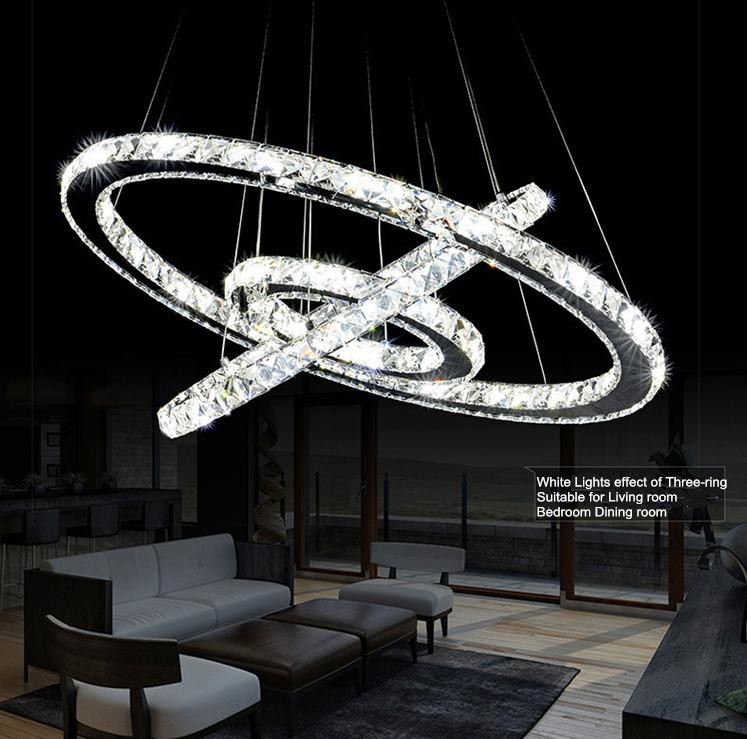 Modern LED Chandelier Lighting for living room bedroom dinning room Acrylic and Aluminum pendant lamp home decoration ChandelierModern LED Chandelier Lighting for living room bedroom dinning room Acrylic and Aluminum pendant lamp home decoration Chandelier