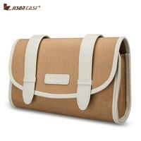 Jisoncase Digital Storage Bag Mobile Phone USB Flash Drives Cable Power Bank Case Luggage Organizer For