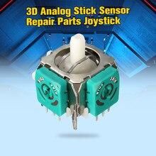 2pcs 3D Analog Joystick Stick Potentiometer Module Sensor Repair Part For Microsoft For Xbox 360/PS2 Controller Joystick Cheap(China)
