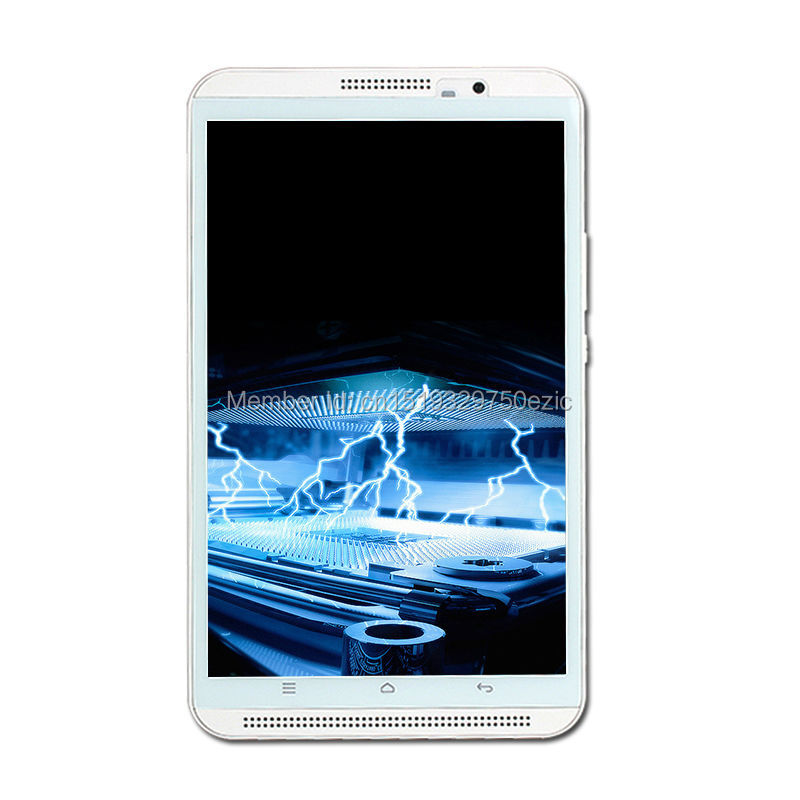 Android 9.0  Tablet 8 Inch Tablet Octa Core 4G FDD LTE Phone Call 6GB RAM 128GB ROM Dual SIM 8.0MP Wifi Bluetooth + Gifts