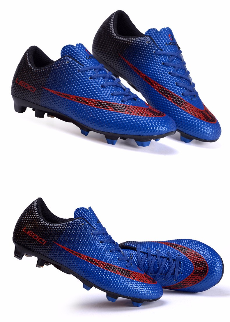 New FG Football Boots Cleats Soccer Shoes Kids Boys Girls Chuteiras botas de futbol voetbalschoenen chaussure foot Chuteiras 10