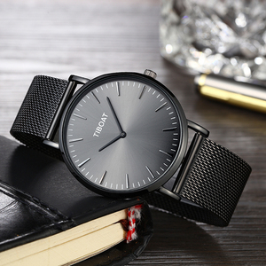 Image 3 - TIBOAT แฟชั่น Luxury Quartz นาฬิกาผู้ชาย Casual Slim ตาข่ายกันน้ำกีฬานาฬิกา Relogio Masculino