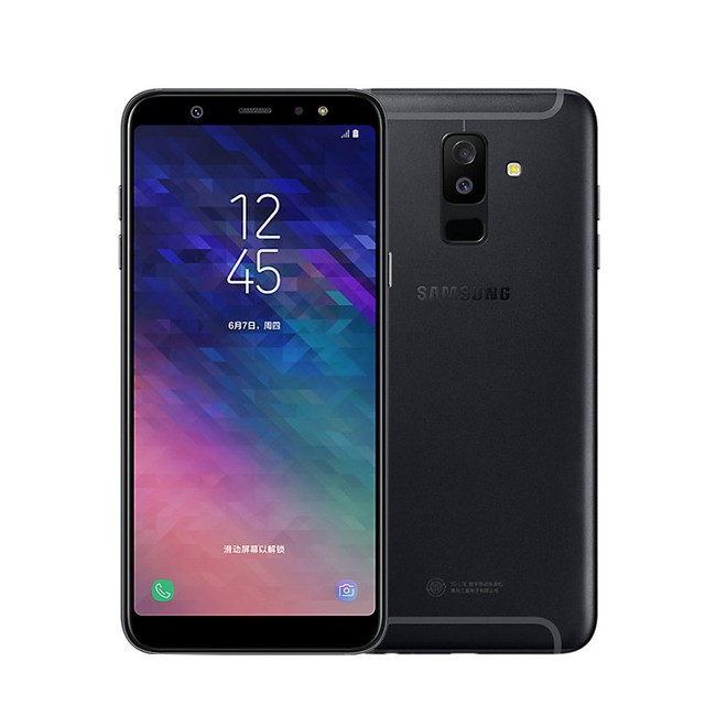 Samsung Galaxy A6050 A6+ Mobile phone 6.0 inch Samsung Mobile Phones