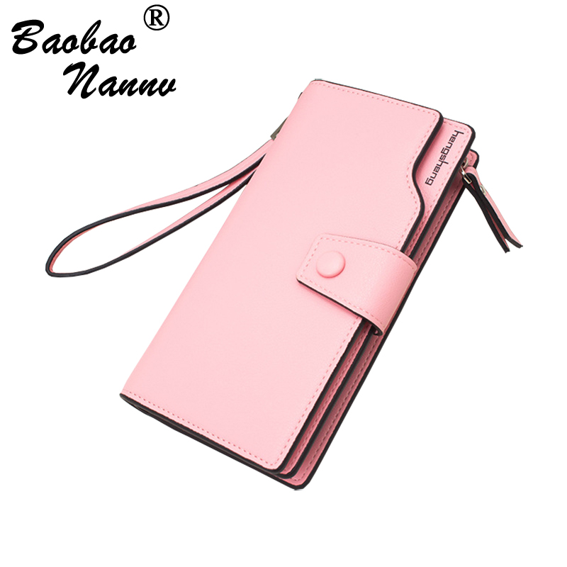 Hot Female Wallets Fashion PU Leather Wallet Women Long Style Cowhide Purse Capacity Clutch Cards Holder Pouch High Quality hot fashion female clutch wallets high quality purse women long style wallet famous brand capacity clutch card holder pouch blue