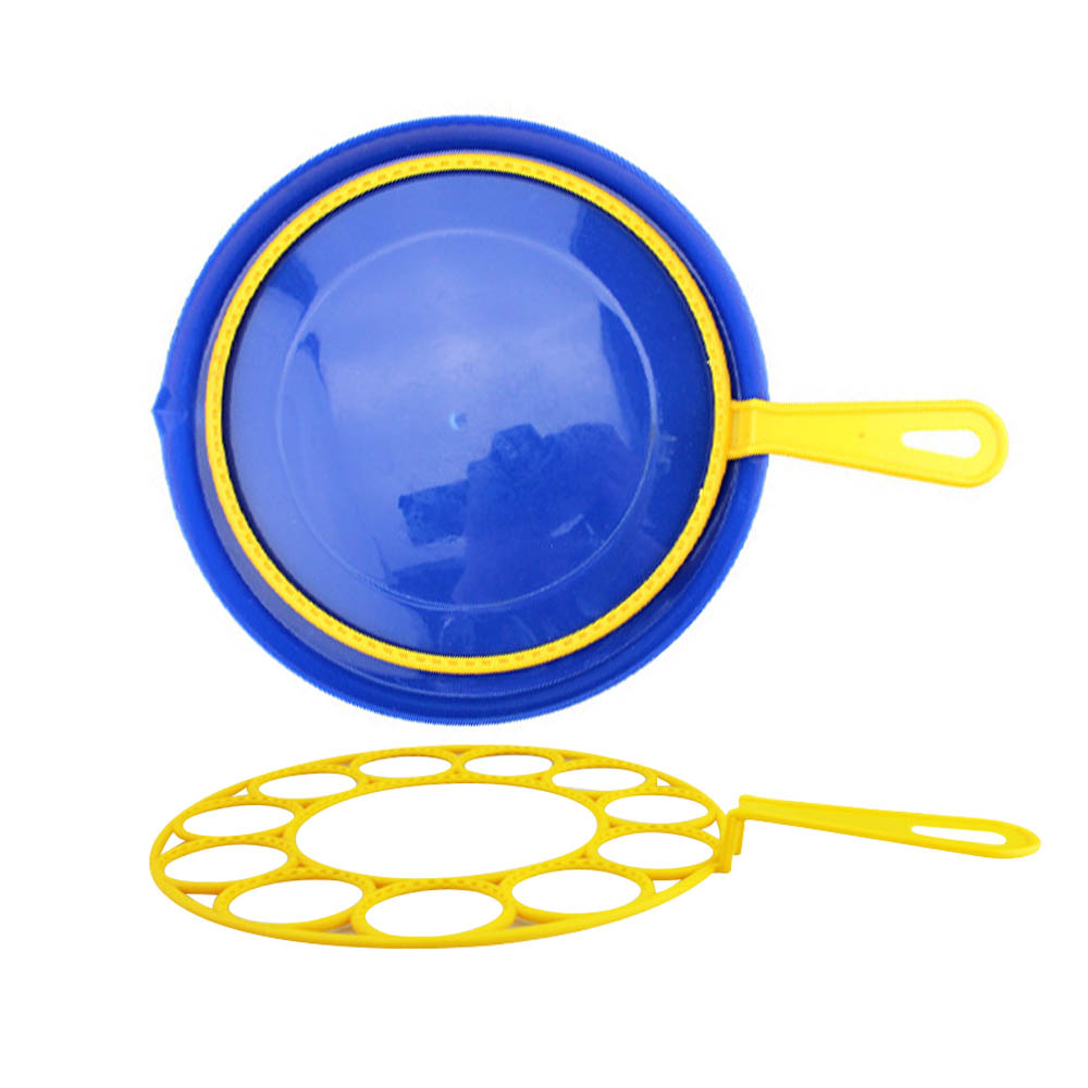 Blowing Bubble Tool Soap Bubble Maker Blower Set Big Bubble Dish Outdoor Funny Toy For Children Gift Wedding Birthday Party Toys