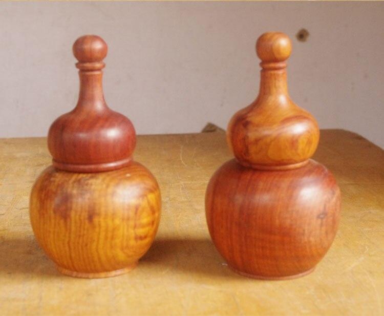 Vietnam poire bois cure-dents boîtes artisanat cadeaux d'affaires décoration de la maison ornements en bois