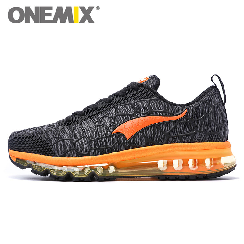 20e9ddf984b ONEMIX Men Air Running Shoes for Women Breathable Mesh Walking Sneakers  Athletic Outdoor Sports Training Shoes