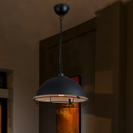 Industrial Loft Style Iron Hanging Lamp Edison Vintage Pendant Light Fixtures RH Droplight For Dining Room Indoor Lighting simple loft style iron droplight industrial edison vintage pendant lamp dining room bar hanging light fixtures indoor lighting