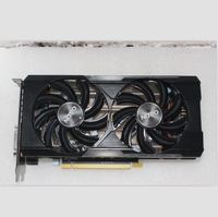 Used, Sapphire R9 370 4GB 256Bit GDDR5 graphics card for ATI Radeon Games