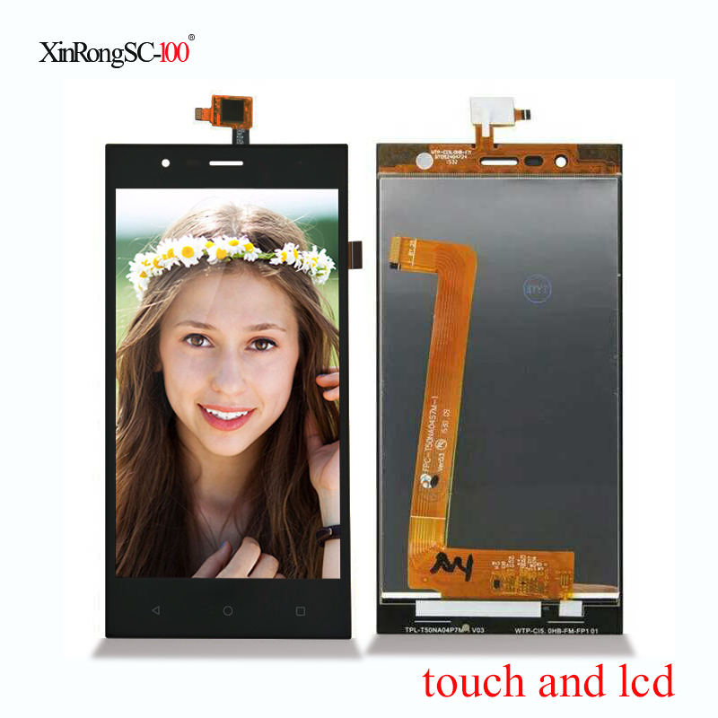 For Highscreen Boost 3 SE / Boost Pro 3 SE LCD Display+Touch Screen Digitizer Assembly For Highscreen Boost 3 цена