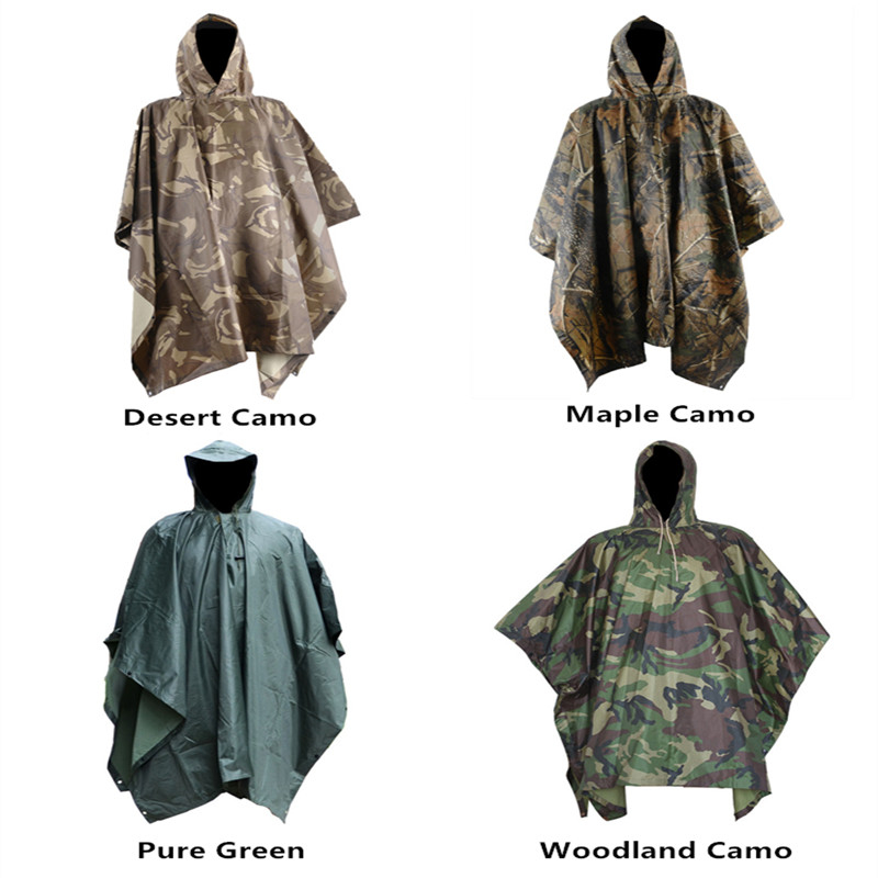 VILEAD-Multifunctional-Military-Impermeable-Camo-Raincoat-Waterproof-Rain-Coat-Men-Women-Camping-Fishing-Motorcycle-Rain-Poncho (3)