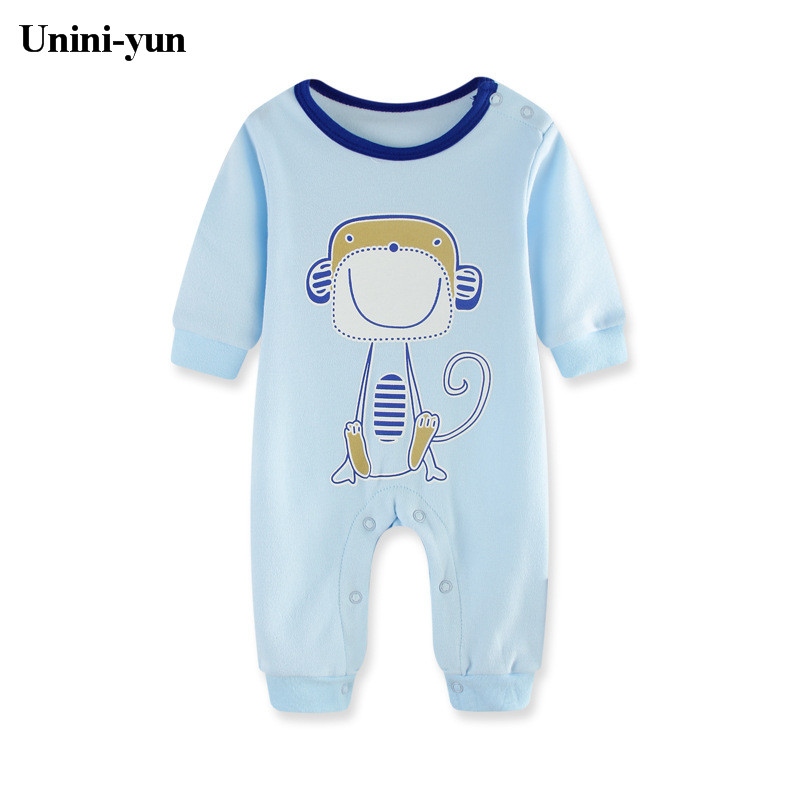 Newborn Baby Rompers Baby Clothing Set Fashion Summer Cotton Infant Jumpsuit Long Sleeve Girl Boys Rompers Costumes Baby Romper summer cotton baby rompers infant toddler jumpsuit lace collar short sleeve baby girl clothing newborn overall clothes