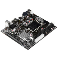 Replacement CPU Built in Quick Transmist Professional For Desktop Stable For Intel H81 LGA 1150 MicroATX Motherboard VGA / HDMI
