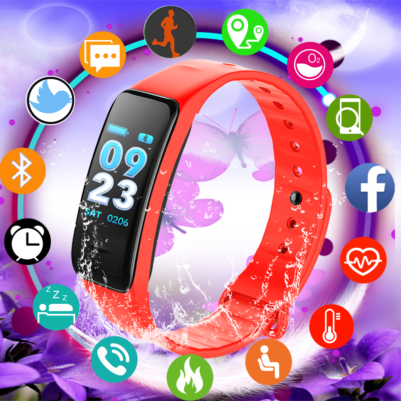 BANGWEI Smart Watch Men LED Color Screen Smart Watch Activity Fitness Tracker Blood Pressure Heart Rate IP67 Waterproof Watch colmi v11 smart watch ip67 waterproof tempered glass activity fitness tracker heart rate monitor brim men women smartwatch
