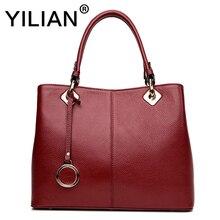 YILIAN Lady 2017 New Bags for Women Messenger Bag with 5 Colors Fashion Big Handbag Single Shoulder Office Ladies 6808
