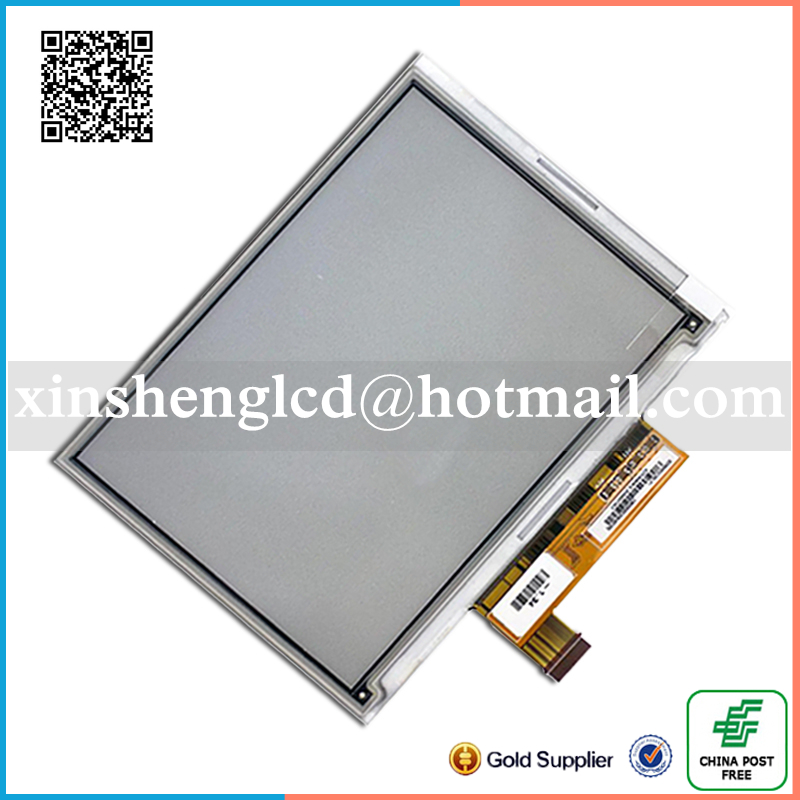 6inch LCD for Digma E601 E-Reader, (6, ( 800x600 )) # LB060S01-RD01 Display