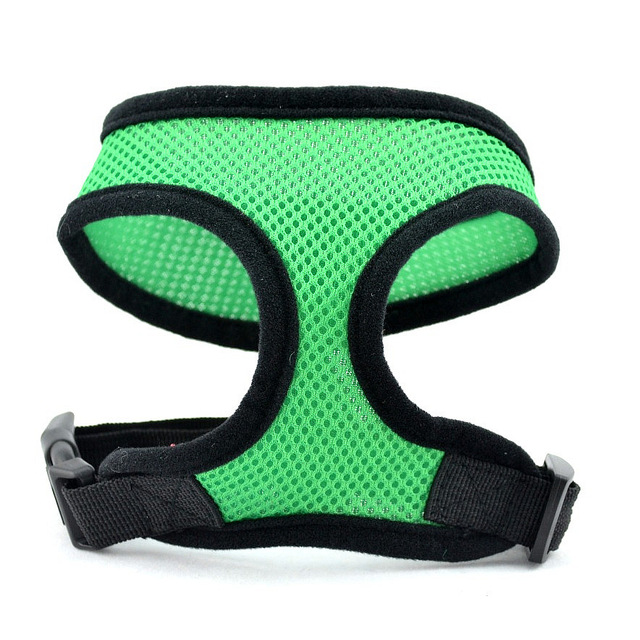 Breathable Mesh Small Pet Dog Harness Vest Supply Pet Puppy Vest Rope Leads Cheap Dog Cat Clothes for Pets Dog Accessories 40