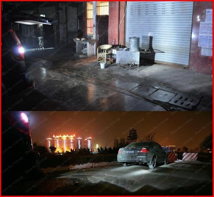 Carcardo 1 çift 7.5 W H7 sis lambası ampul LED H7 Araba Far 7.5 W - Araba Farları - Fotoğraf 4
