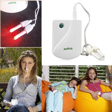 New Pro Rhinitis Therapeutic Instrument Painless Low Frequency Nose Cure Health Care Therapy Massage Device Laser treatment hua tuo electronic needle therapy instrument sdz iib home massage therapeutic apparatus instrument electrical therapeutic appa