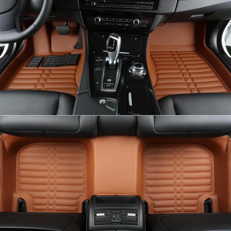 Best quality Custom special floor mats for Hyundai Sonata