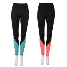 New New Arrivals Women European And American Style Fitness Leggings Pants Elastic Quick Dry Stretchy Leggings Slim Trousers