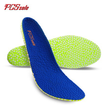 Original PCSsole boost insoles light weight shock absorbant shoes pad for man popcorn special eva inserts sports C1003