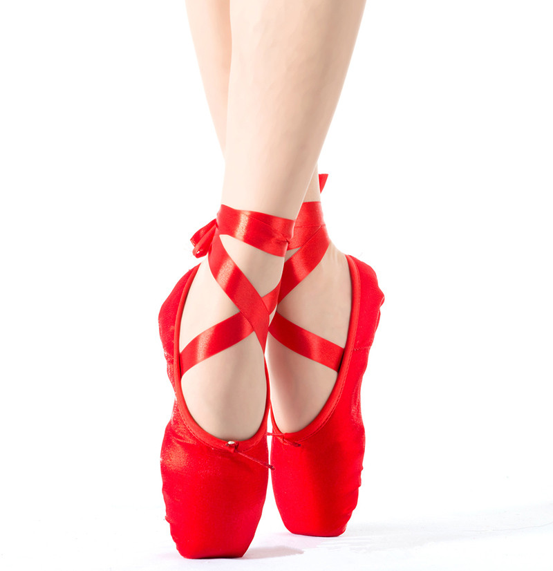 Popular Ballet Shoes with Ribbon-Buy Cheap Ballet Shoes