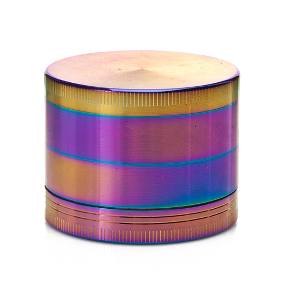 1PCS Best-Seller Beatifull Rainbow Herb Grinder 4 Layers s