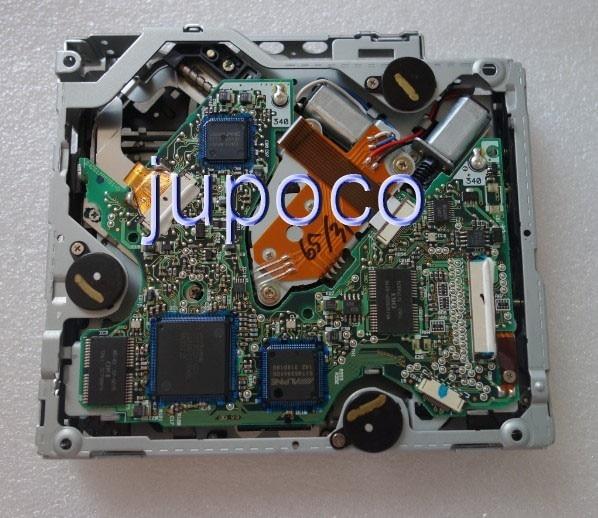 Alpine Navigasi DVD Loader Dek DV36T020 DV36T02C Mekanisme untuk Acuratl 2004-2006 DVD-ROM Hond Chrysler Audio Mobil sistem GPS