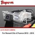 Для Renault Clio 4 Fluence 2012 ~ 2015 Резервного копирования Камера Заднего Вида/Парковочная Камера Автомобиля/Камера Заднего вида/HD CCD Ночного Видения
