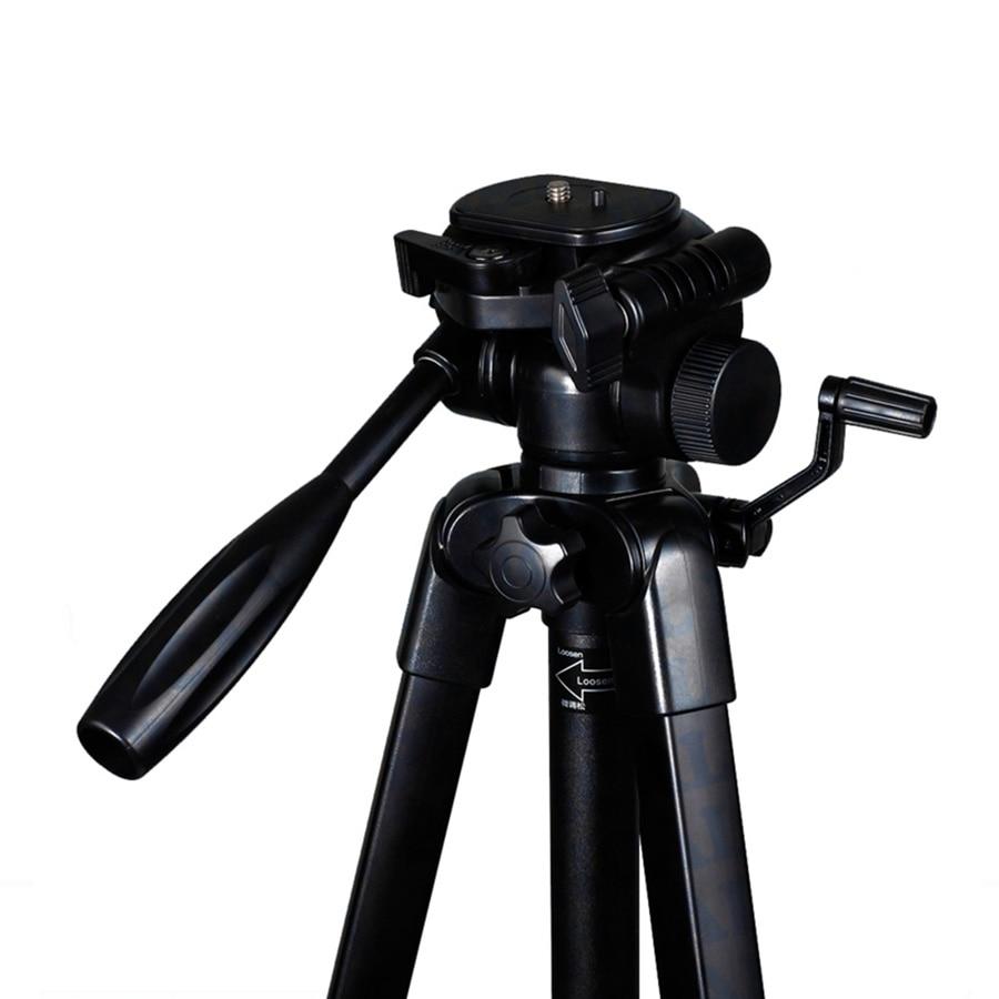 Tripod i ri Portable i Kamerave Profesionale me Pllakë të Lëshimit - Kamera dhe foto - Foto 3