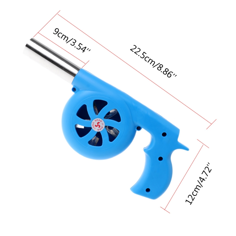 BBQ Air Blower Fan