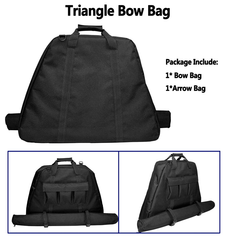 Archery Triangle Bow Bag With Arrow Holder Protect Bow and Arrow Archery Accessories For Compound Bow Hunting printhead 990 a4 for brother printer mfc 255cw mfc 795 j125 j410 j220 j315 dcp 195 for brother print head printer head 990a4