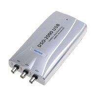 2018 Бесплатная доставка Новое поступление оригинальный Hantek DSO 2090 цифровой осциллограф USB осциллограф для ПК 100 мс/с пропускной способностью 40