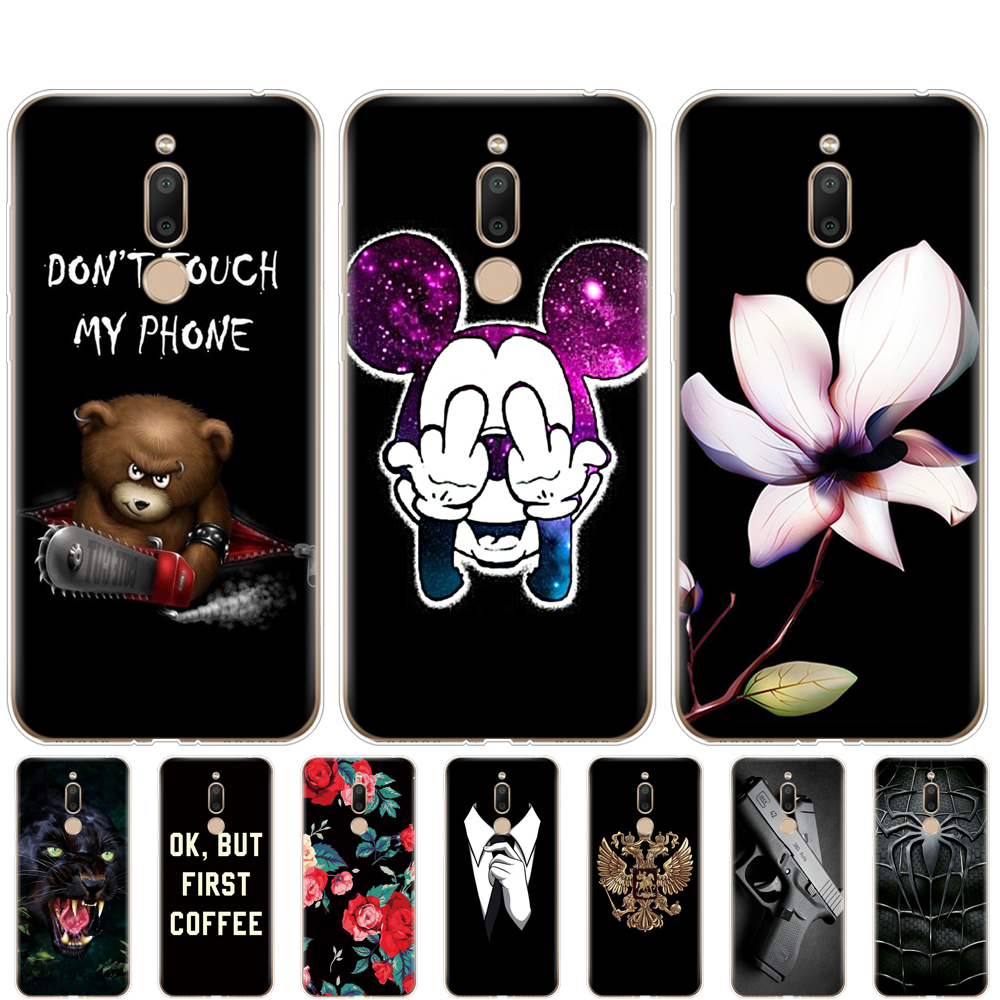 5.7 Inch Cover For <font><b>Meizu</b></font> <font><b>M6T</b></font> Case Silicon Soft TPU Back phone Cover For Fundas <font><b>Meizu</b></font> <font><b>M6T</b></font> Case Cover M6 T M 6T <font><b>M811H</b></font> coque bumper image