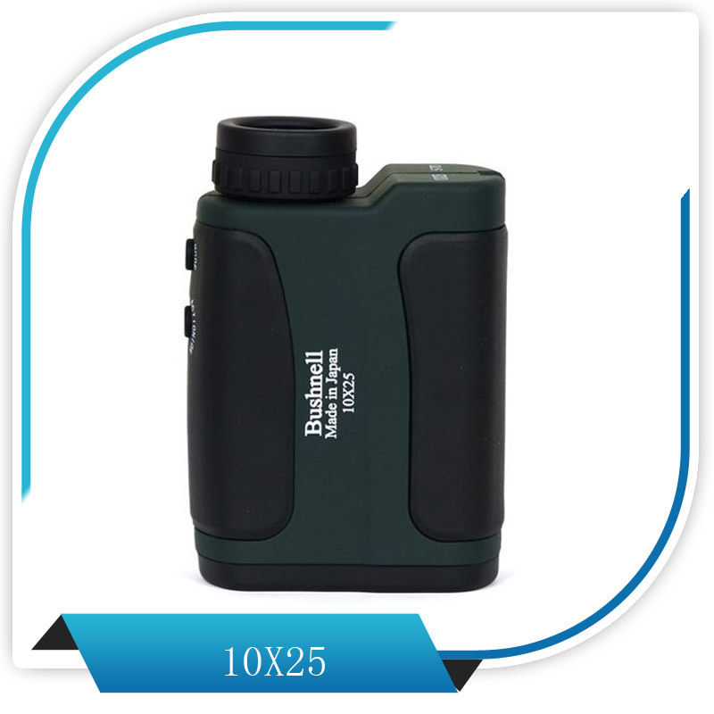 10x25 Monocular Hunting Laser Distance Meter Golf font b Rangefinder b font Measurement Range Finder