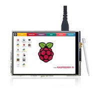 2015 New Raspberry Pi LCD Module 3 5 Inch 320 480 TFT Touch Screen 3 5