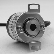 цена на hot seller 1024 p/r pulse 8mm hollow shaft rotary encoder EL38F1024S5/28C8X6PR2