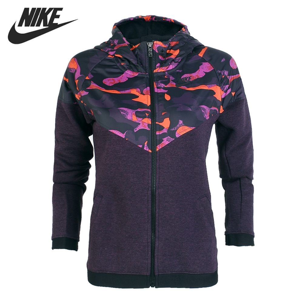Original New Arrival  NIKE RU CAMO OVERLAY WR Women's jackets Hooded Sportswear free shipping lamtop compatible projector lamp lv lp35 for lv 7295